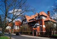 Plac Weyssenhoffa i okolice