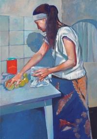 """Jan Kaja, """"Jesienne poppołudnie"""", 2012"""