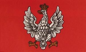 Wśród reprodukcji zamówionych do pierwszej bydgoskiej serii kopii polskich sztandarów historycznych, znajdzie się m.in. Chorągiew Naczelnika Państwa
