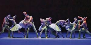 FASCYNACJE. Tancerze Opery Nova w choreografii Mauro de Candii