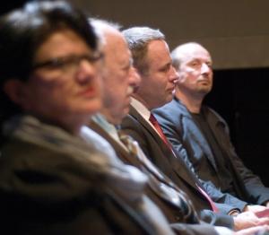 Obywatele kultury: Marzeba Matowska, Krzysztof Sadowki, Rafał Bruski