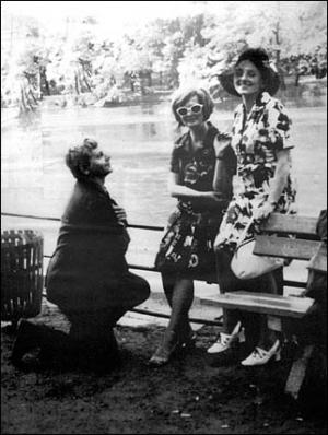 Zbigniew Herbert, Urszula Kozioł i Helena Raszka