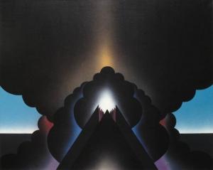 Leon Romanow, Przed horyzontem II, 1990