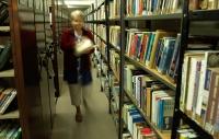 Raport: Biblioteka. Abecadło