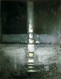 Jerzy Puciata, Obraz VII [z cyklu Ku światłu], 2009, olej