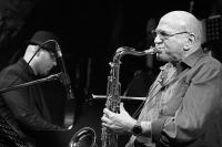 Michael Arbenz i Dave Liebman