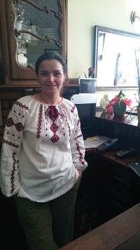 Oksana Ustinova