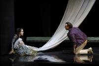 """""""Rigoletto"""". Krystyna Nowak i Pavlo Tolstoy"""