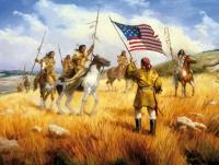 """Kuratorskie oprowadzanie po wystawie """"Droga ku nieznanemu… Śladami wyprawy Lewisa i Clarka na Zachód Ameryki"""""""