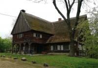 Chrystkowo, chata menonity