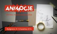 Festiwal Filmów Animowanych ANIMOCJE 2014