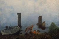 """Krzysztof Lewandowski, """"Oniryczne Lśnienie"""" – wernisaż wystawy malarstwa"""