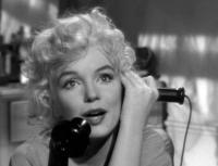 Marilyn Monroe w roli Sugar Kowalczyk (Pół żartem pół serio)