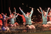 Zespoły Tańca Współczesnego ARABESQUE'A II i BRAX II (Pałac Młodzieży)