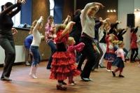 Zatańcz ze mną mamo! – warsztaty taneczne