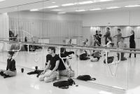 Próby baletu Zniewolony umysł
