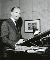Witold Lutosławski, Warszawa 1960.