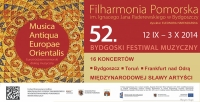 52. Bydgoski Festiwal Muzyczny MUSICA ANTIQUA EUROPAE ORIENTALIS: wystawa grafik Jana Kaji i Jacka Solińskiego